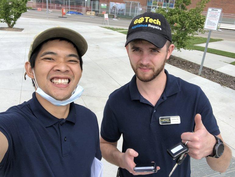 Bosch Repair Team in Calgary